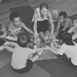Mindful Kiddo Group BW