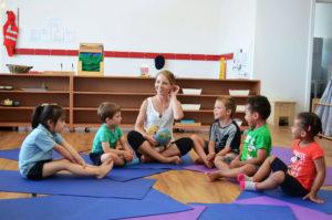 Mindful Kiddo Group Teacher