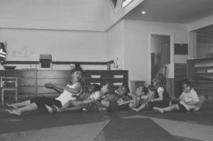 Mindful Kiddo Group Training BW