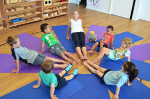 Mindful Kiddo group circle