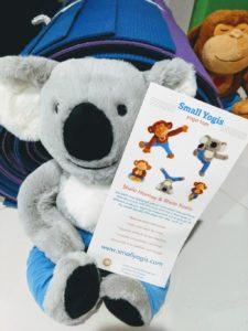 meddy koala teacher's assistant
